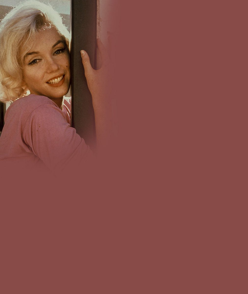 4 snímky pohublé Marilyn Monroe pořízené tři týdny před její smrtí