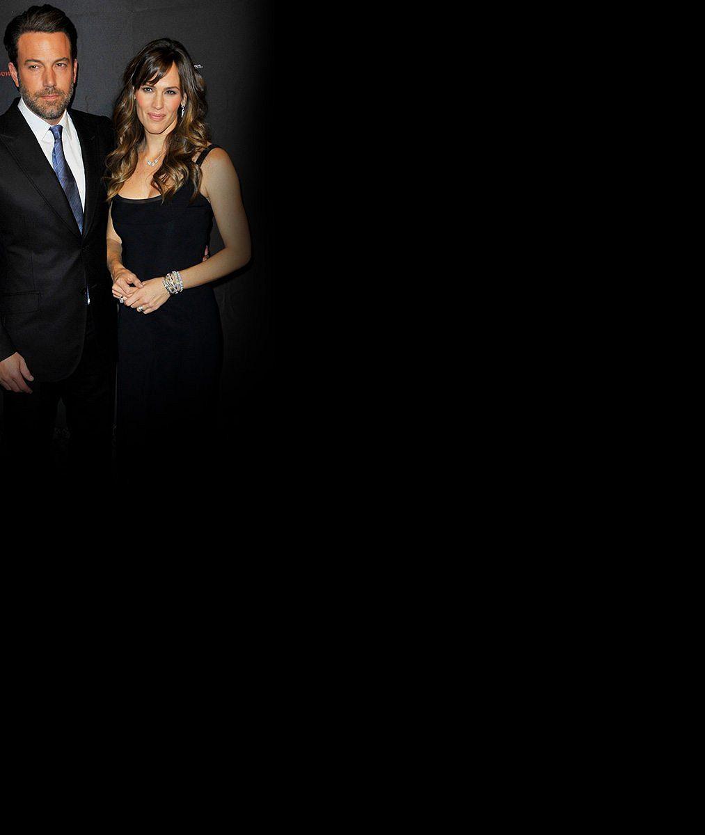 Chudák Jennifer Garner: Z rozchodu s Benem Affleckem vypadá opravdu zlomeně