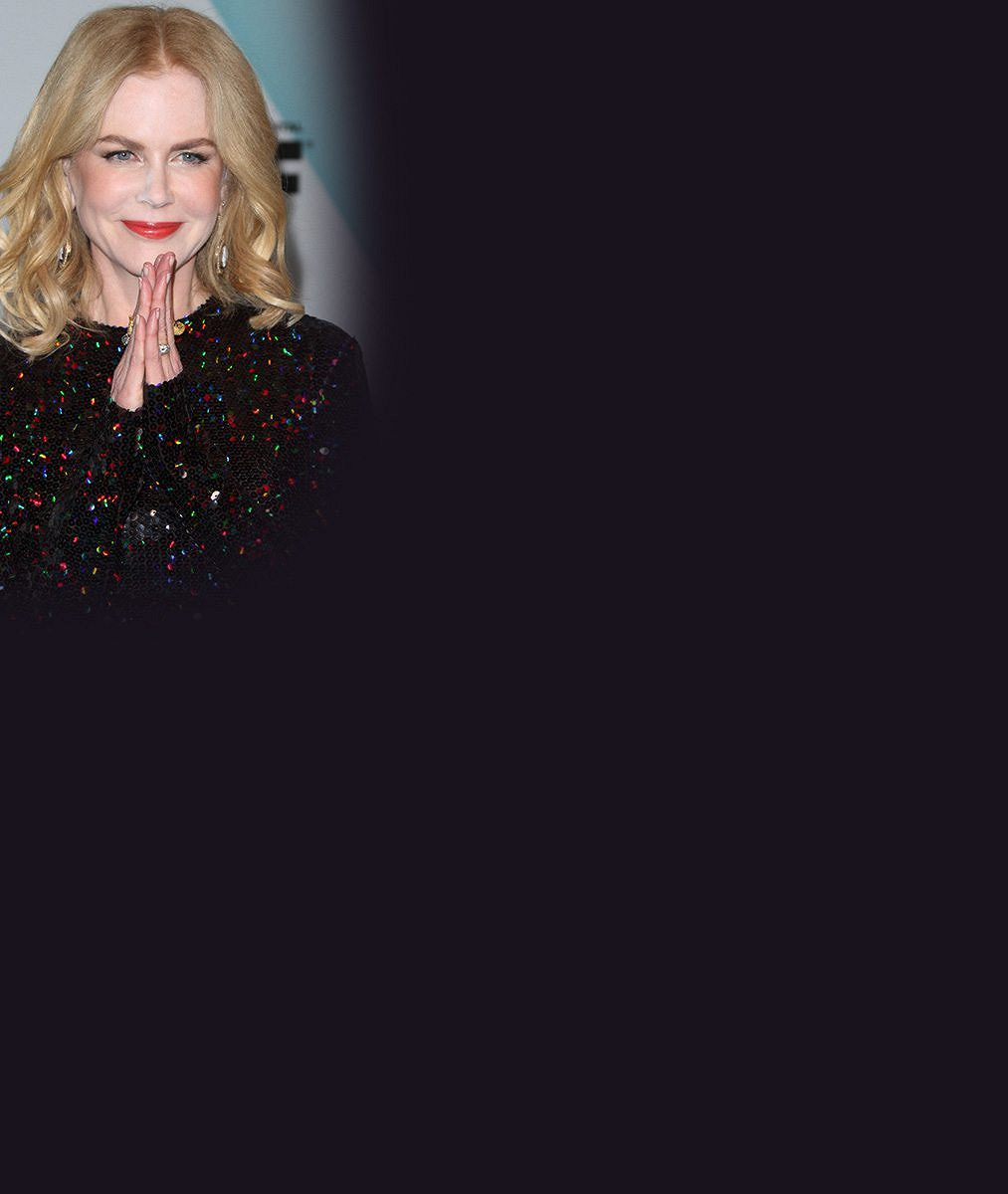Nepoučila se? Nicole Kidman a její opět flekatý make-up
