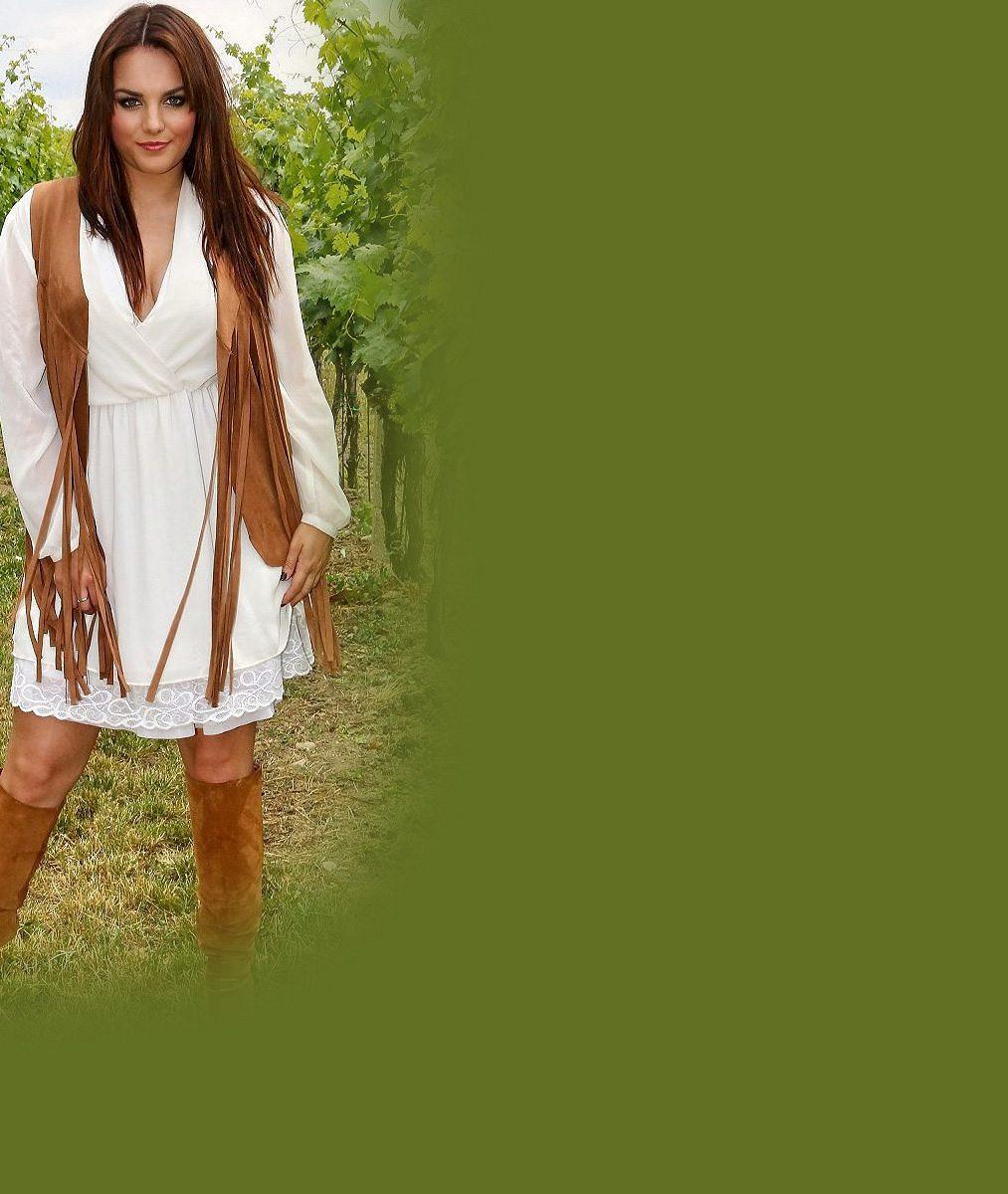 Něrgešová si na mejdan vzala stejné šaty jako minule Farna: Ewa přiznala, že hubené Laďce sluší víc