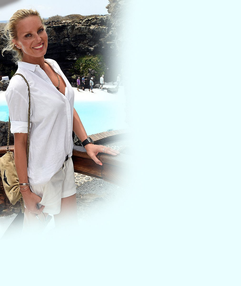 Krainová si zase užívá na Kanárech: Mrkněte, jak se vystavila na odiv