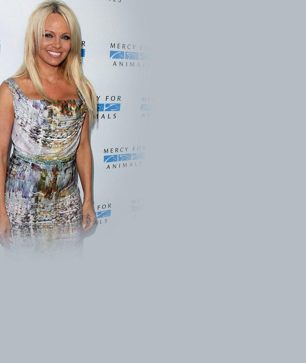 Pamela Anderson draží svůj zásnubní prsten. Vyvolávací cena vás odrovná