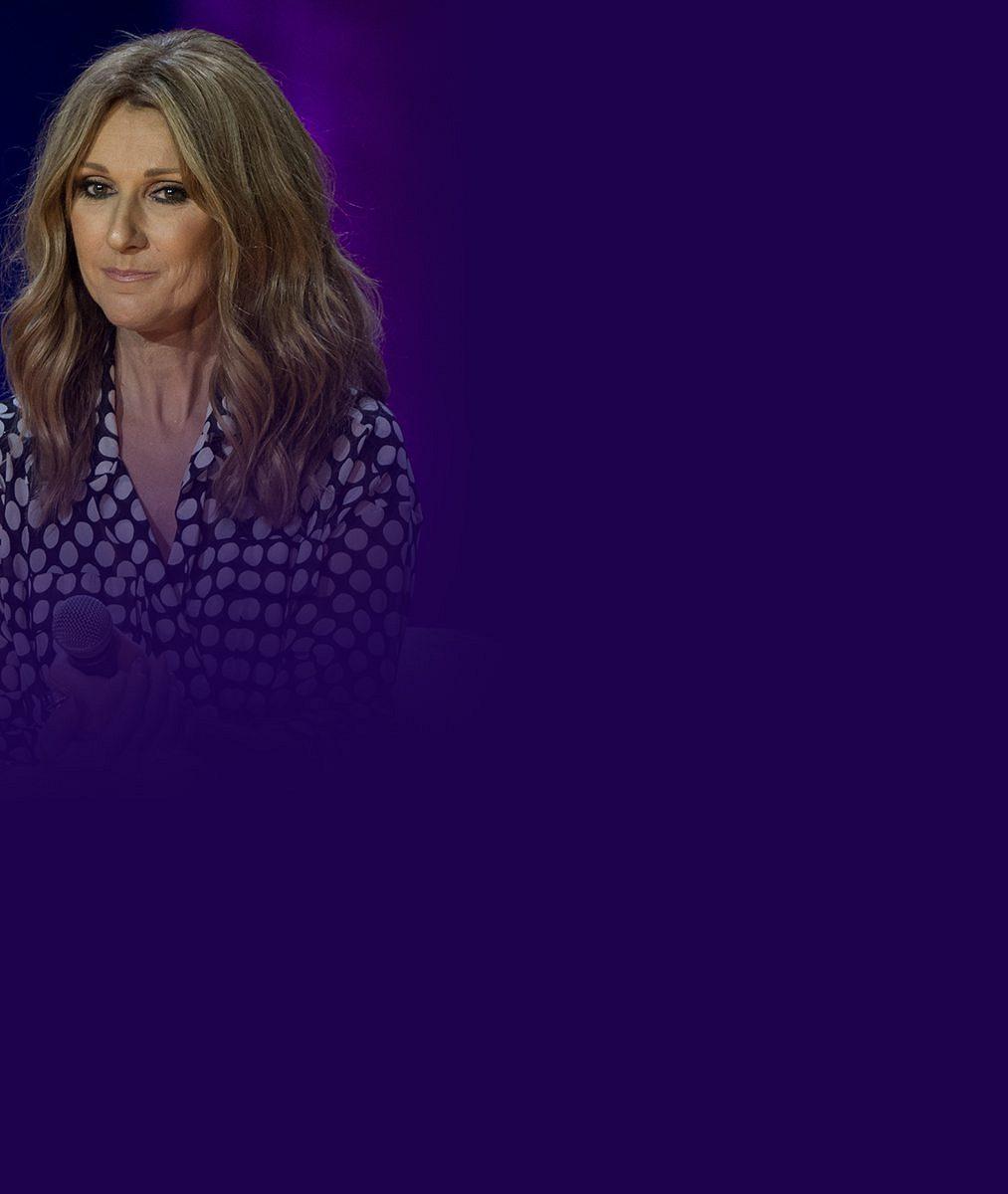 Céline Dion trápí rakovina manžela. Odrazilo se to i na její tváři