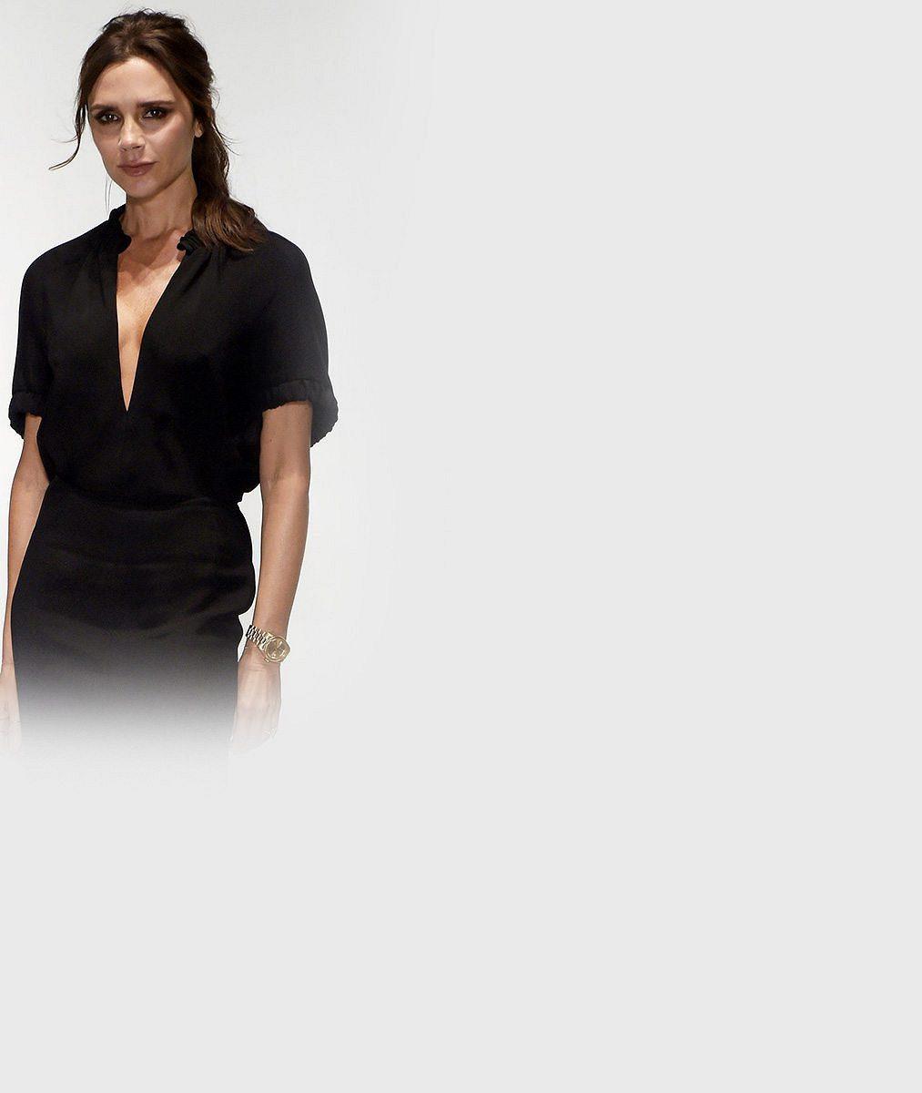 To se dělá? Victoria Beckham se knádherné 'inspirující' jordánské královně točila zády