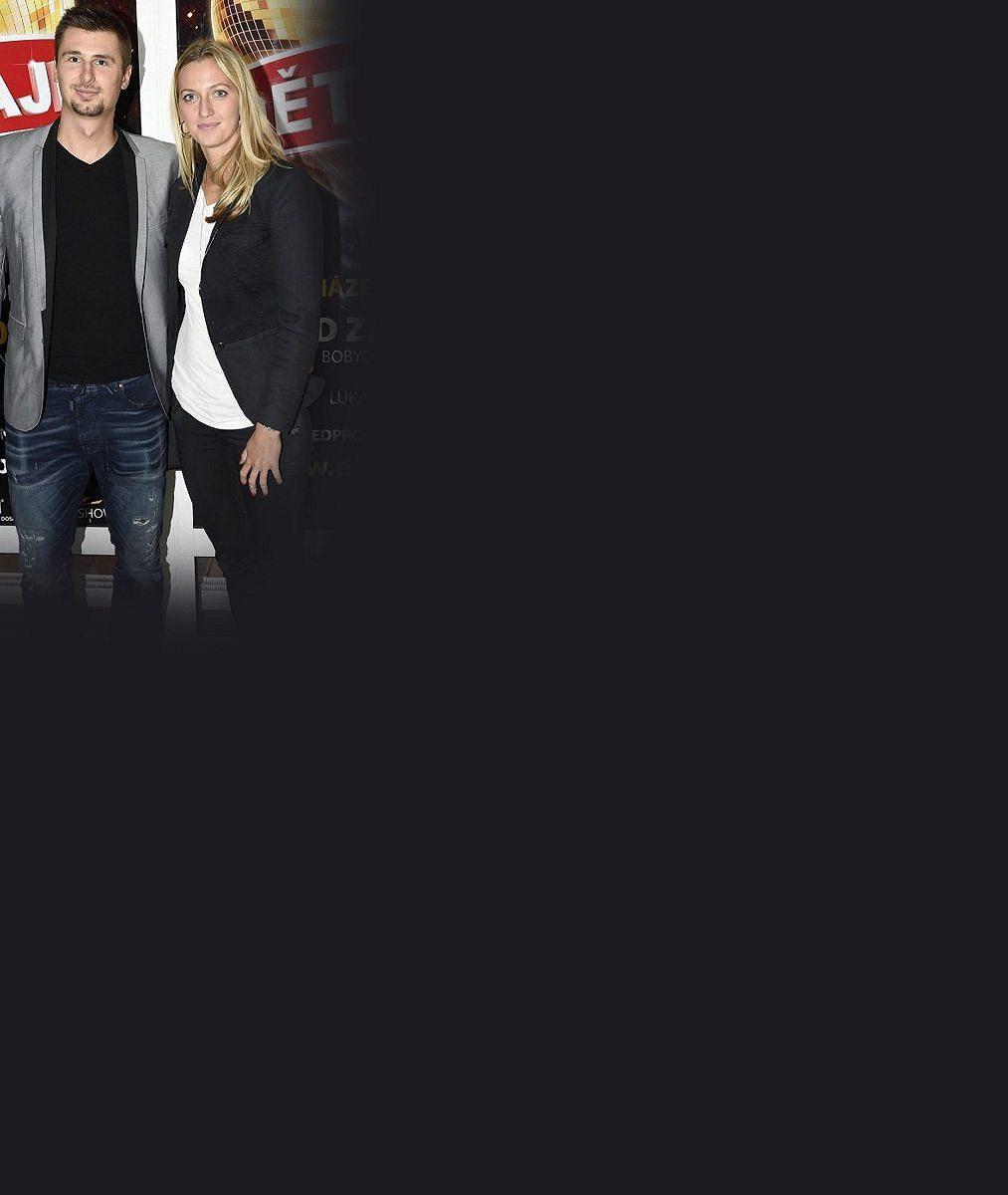 Nikdy nevypadala šťastněji: Takhle září tenistka Petra Kvitová vedle svého hezkého hokejisty
