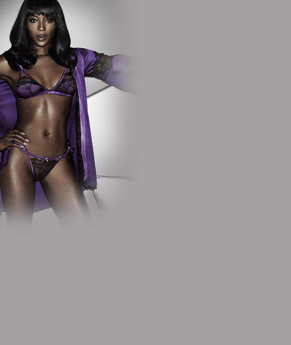 Naomi Campbell (45) nástupkyni nepotřebuje: Vrajcovním prádélku je stále nebezpečně žhavá