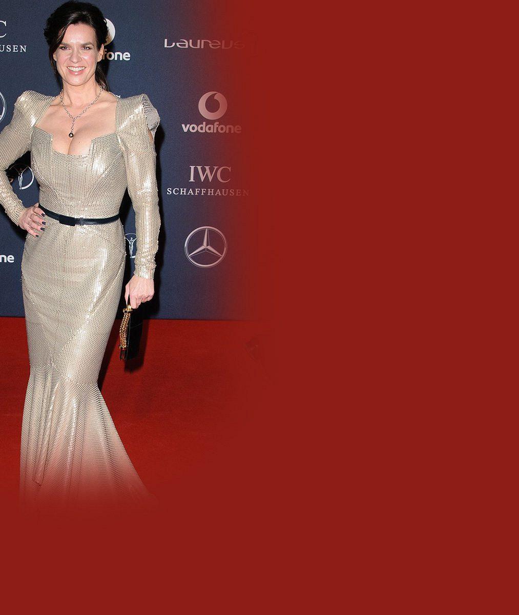 Krasobruslařská ikona Katarina Witt, která v Playboyi ukázala vše, slaví 50 a takhle dnes vypadá
