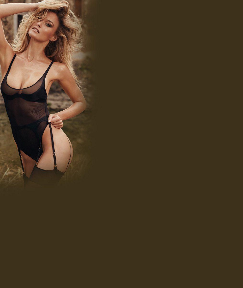 Leo, nelituješ? DiCapriova bývalka předvedla své božské tělíčko v kampani na sexy prádélko