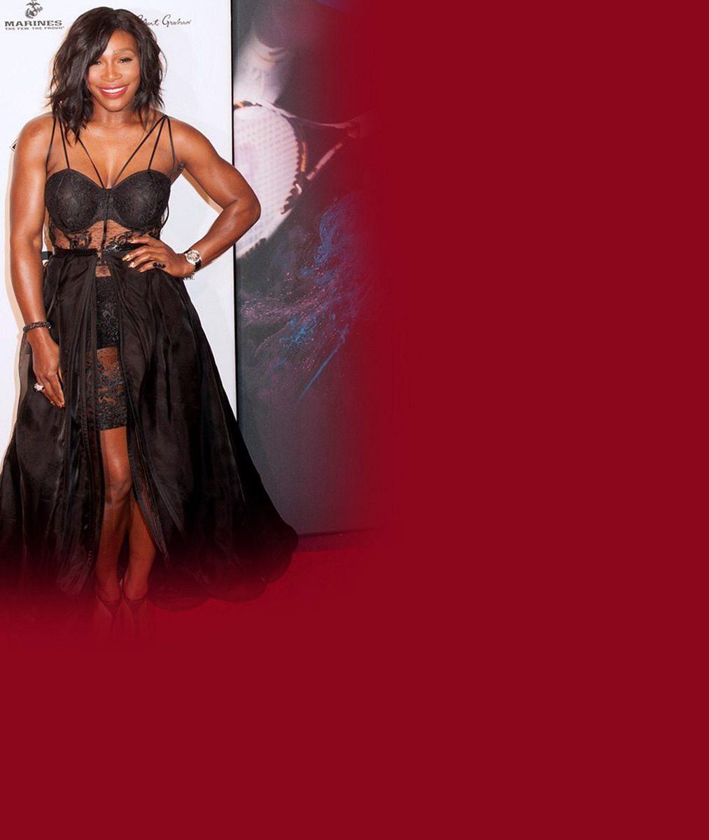 Odvážná Serena Williams: Na párty dala na odiv to, čím se pyšní jen ona!