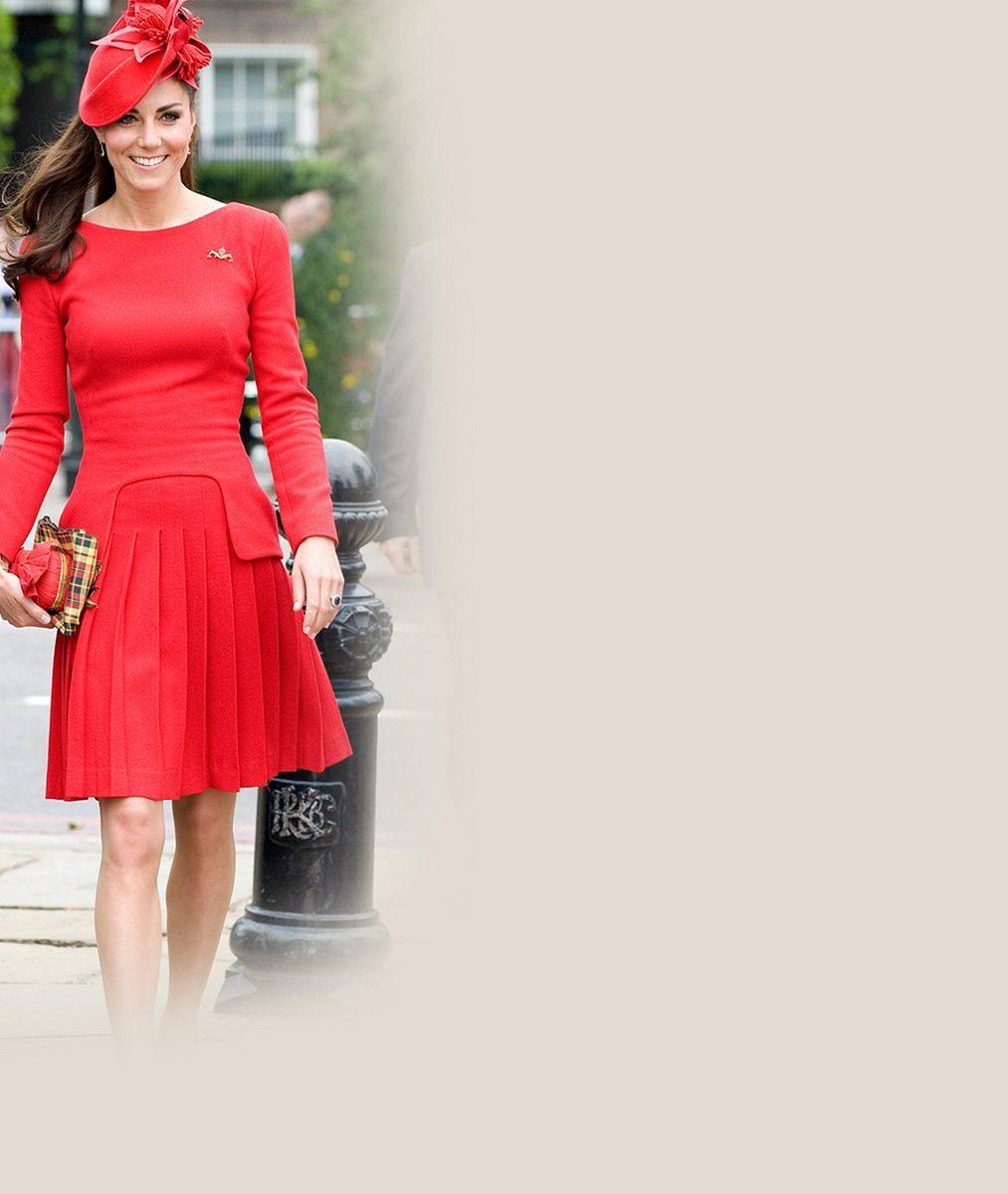Z divoké studentky vévodkyní a dvojnásobnou maminkou: Kate dnes slaví 34. narozeniny