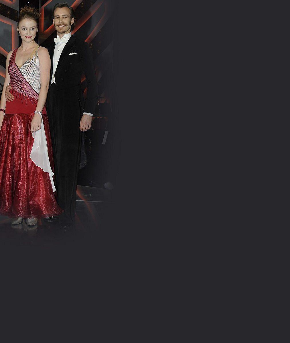 Hvězda StarDance Marie Doležalová v roli modelky. Fotila a byla středem pozornosti v centru Londýna