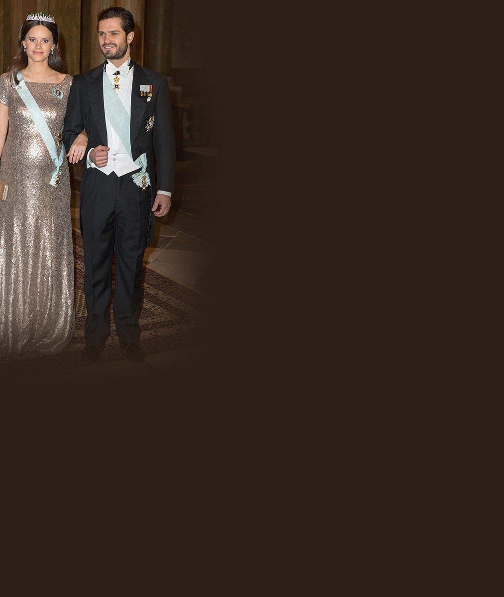 Švédská královská rodina se rychle rozrůstá: Které těhotné princezně sluší bříško více?