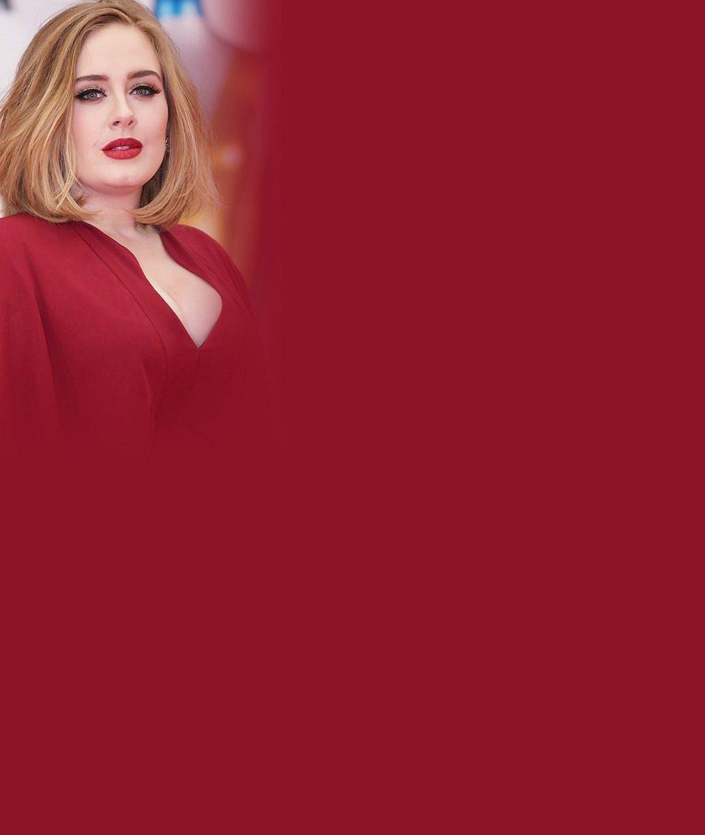 Božská Adele posbírala ceny a oslnila výstřihem, na jaký si ještě nikdy netroufla!
