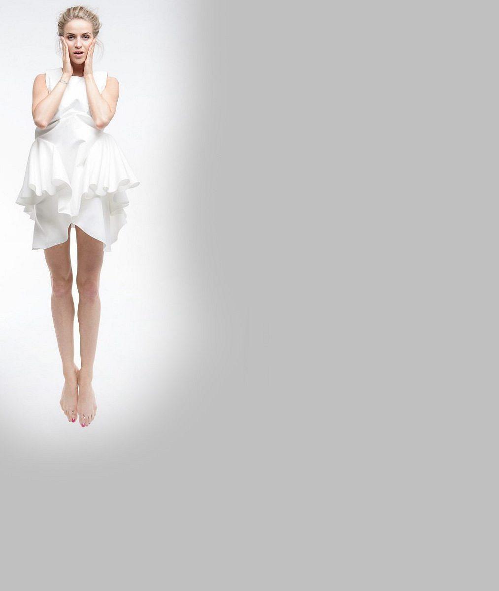 Nejodvážnější modely sexy blondýnky Gábiny Gunčíkové: Předvede se takto ina Eurovizi?