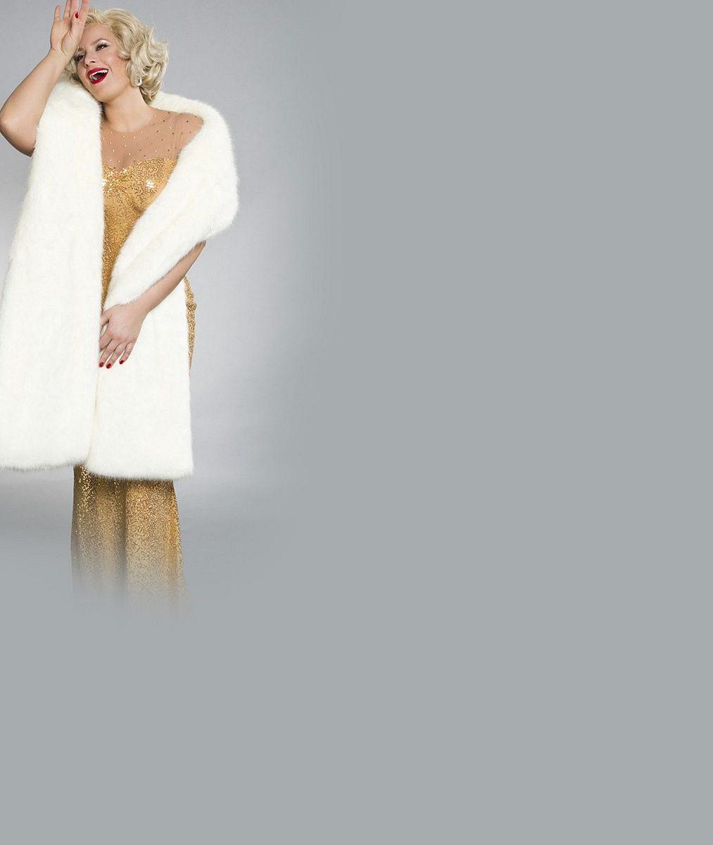Jitka Čvančarová jako Marilyn: Co říkáte na její proměnu v koketní blondýnku s pasem štíhlým a tak dále?
