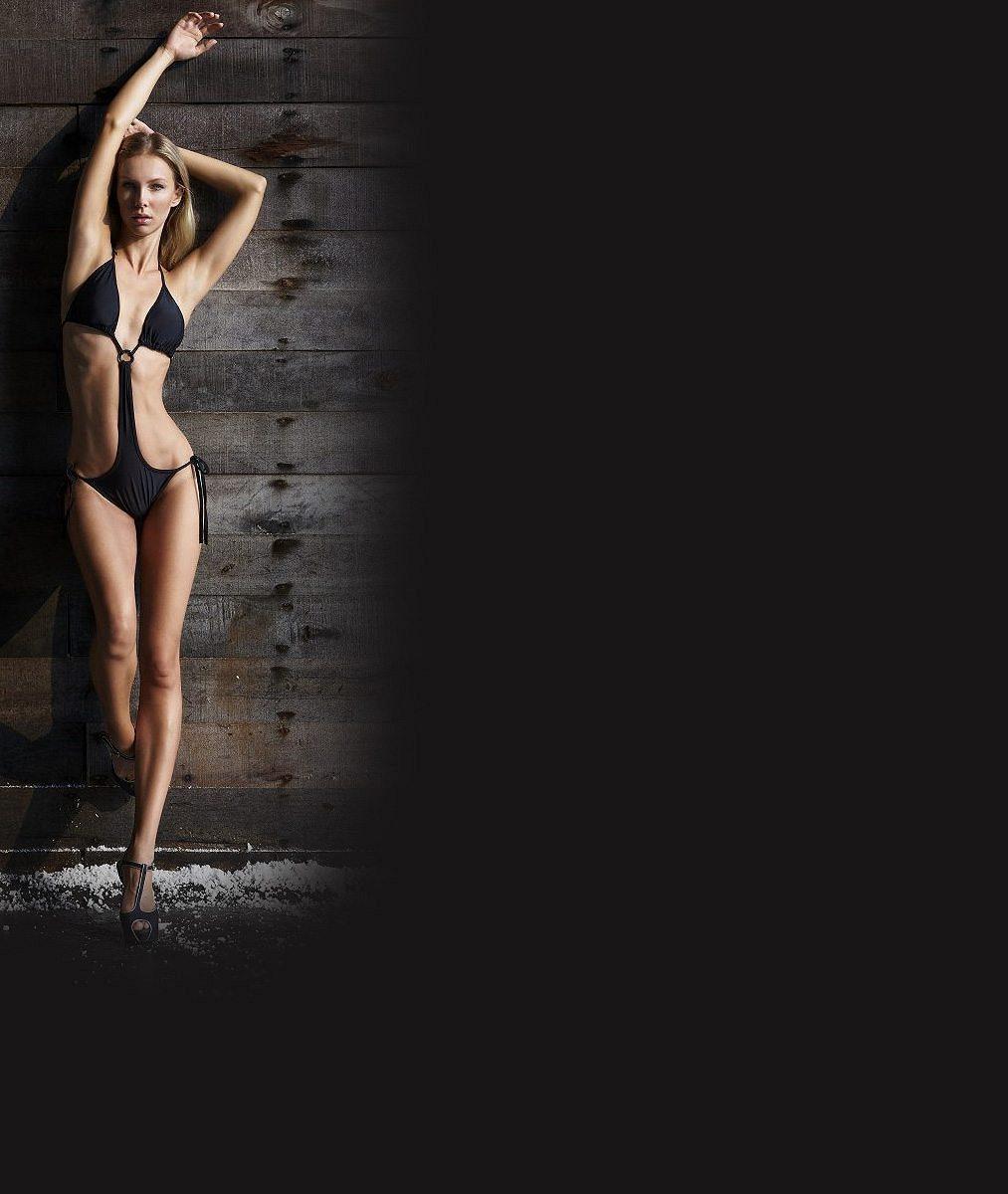 Nevěnovala se jen památkám. Úspěšná česká modelka v Benátkách špulila svůj exkluzivní zadeček