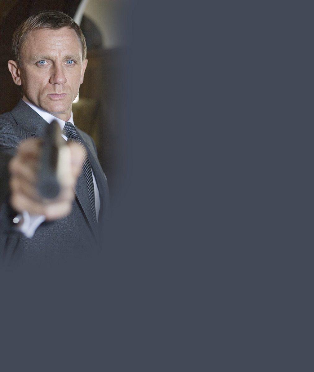 Daniel Craig jako James Bond skončil. Přijde o miliardy!