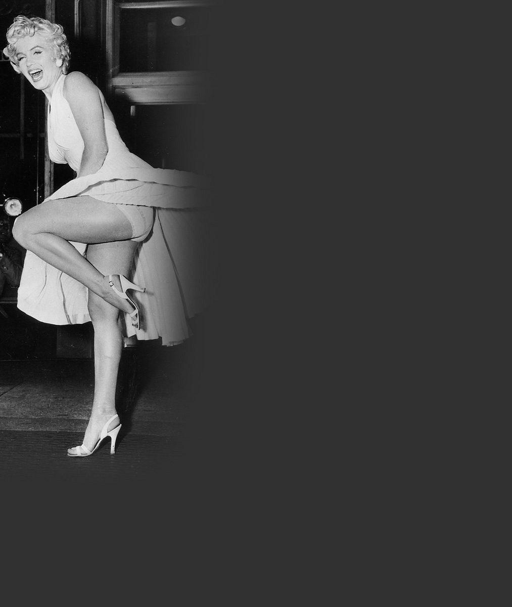 Tleskáme! Eva Herzigová se vCannes proměnila vnovodobou Marilyn Monroe