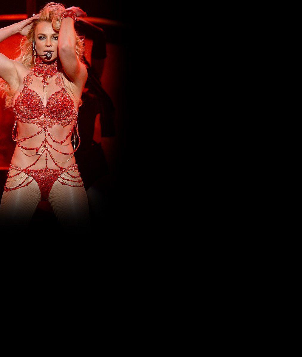 Britney Spears je ze svého sexy tělíčka nadšená: Teď už bude nejspíš chodit jen v bikinách