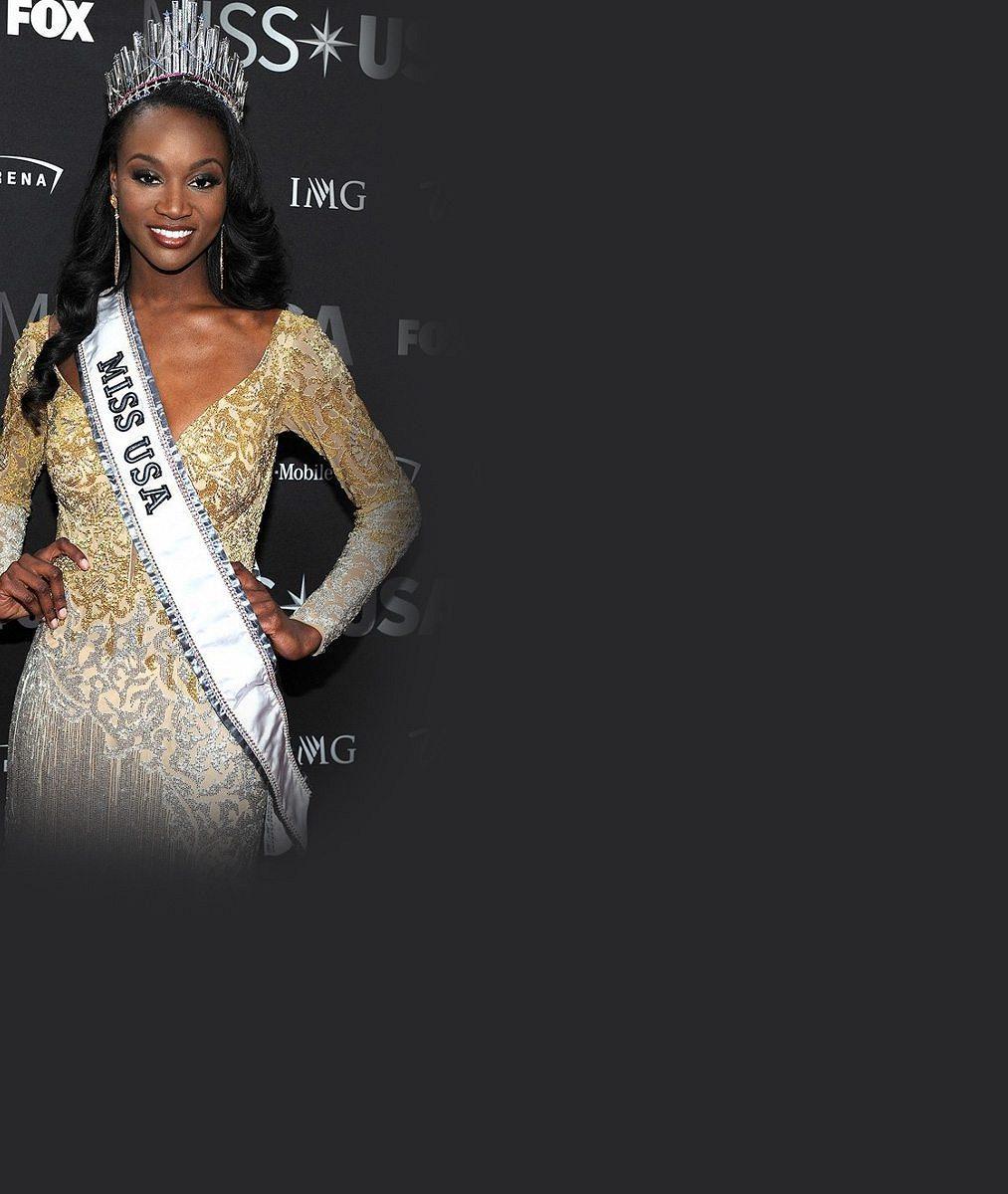 Novou Miss USA je tato čokoládová kráska působící v armádě: Takhle jí to seklo v bikinách