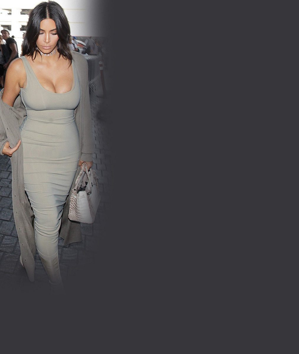 Bravo: Kim je po dvou dětech zpět v top formě, kterou se pyšnila v době focení do Playboye