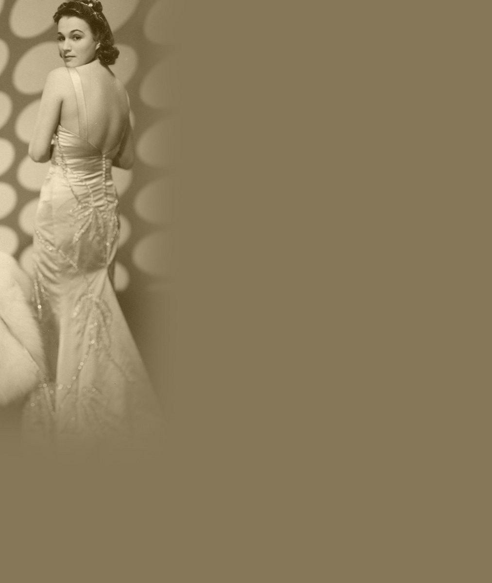 Tak tuhle herečku byste pod nánosy make-upu nehledali: Martha Issová jako sexsymbol 30. let Adina Mandlová