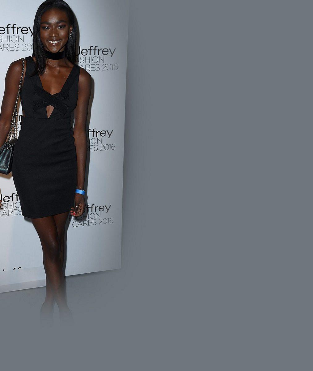 Budoucí Naomi Campbell? Jak se vám líbí nová modelka Victoria'sSecret?