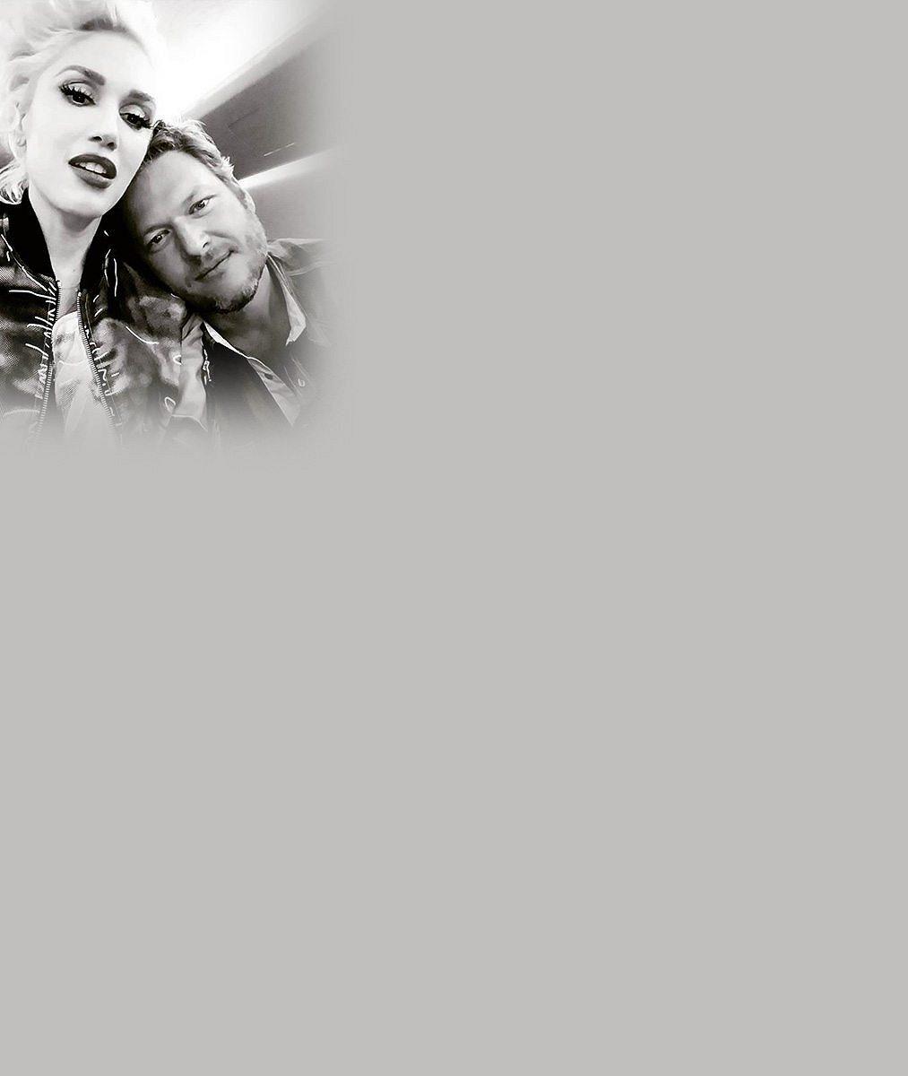 Gwen Stefani (46) při intimních hrátkách vbazénu shvězdou country (40)