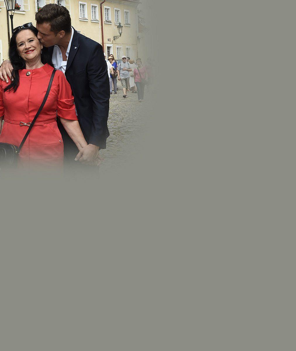 Nenávist v rodině? Svatbu vdovy po Brzobohatém s mladým klukem prý její blízcí těžce nemohou rozdýchat