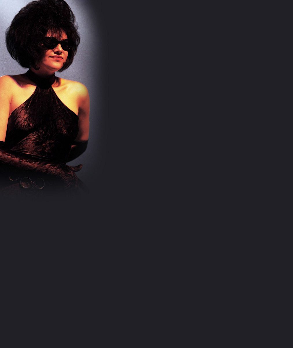 Tehdy měla do uhlazené sexbomby ještě hodně daleko: Mrkněte na vtipné archivní fotky Ilony Csákové