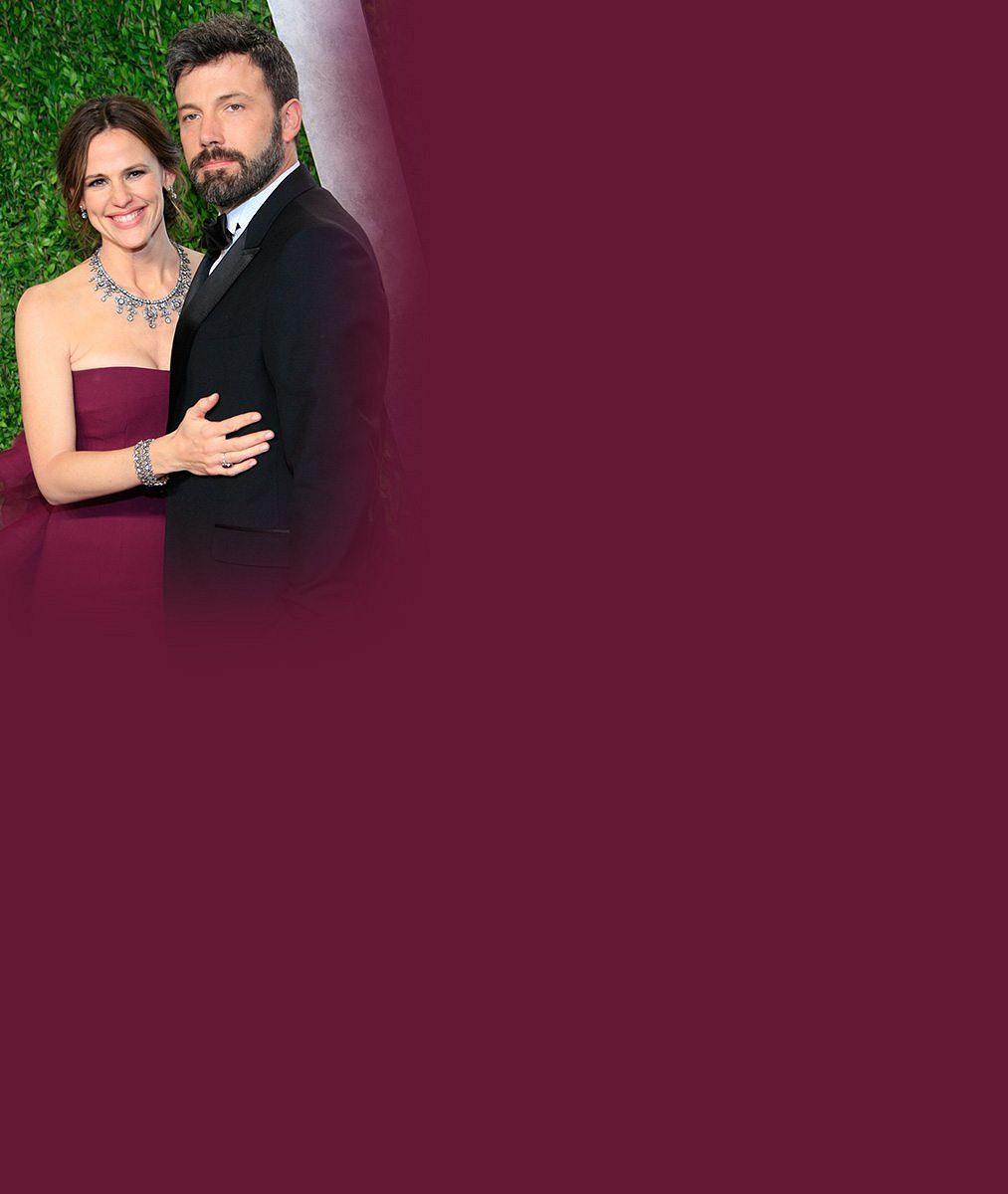 Rozvod Bena Afflecka aJennifer Garner se nekoná. Nevěrný herec se odmítá rozejít