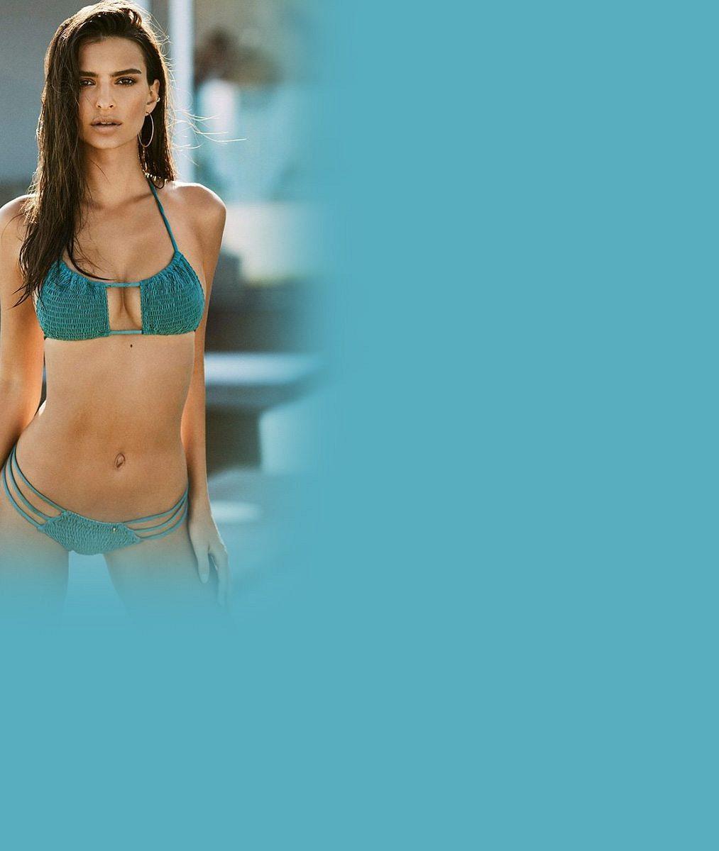 Ten pohled nikdy neomrzí: Majitelka nejkrásnějších ňader nafotila novou kolekci plavek