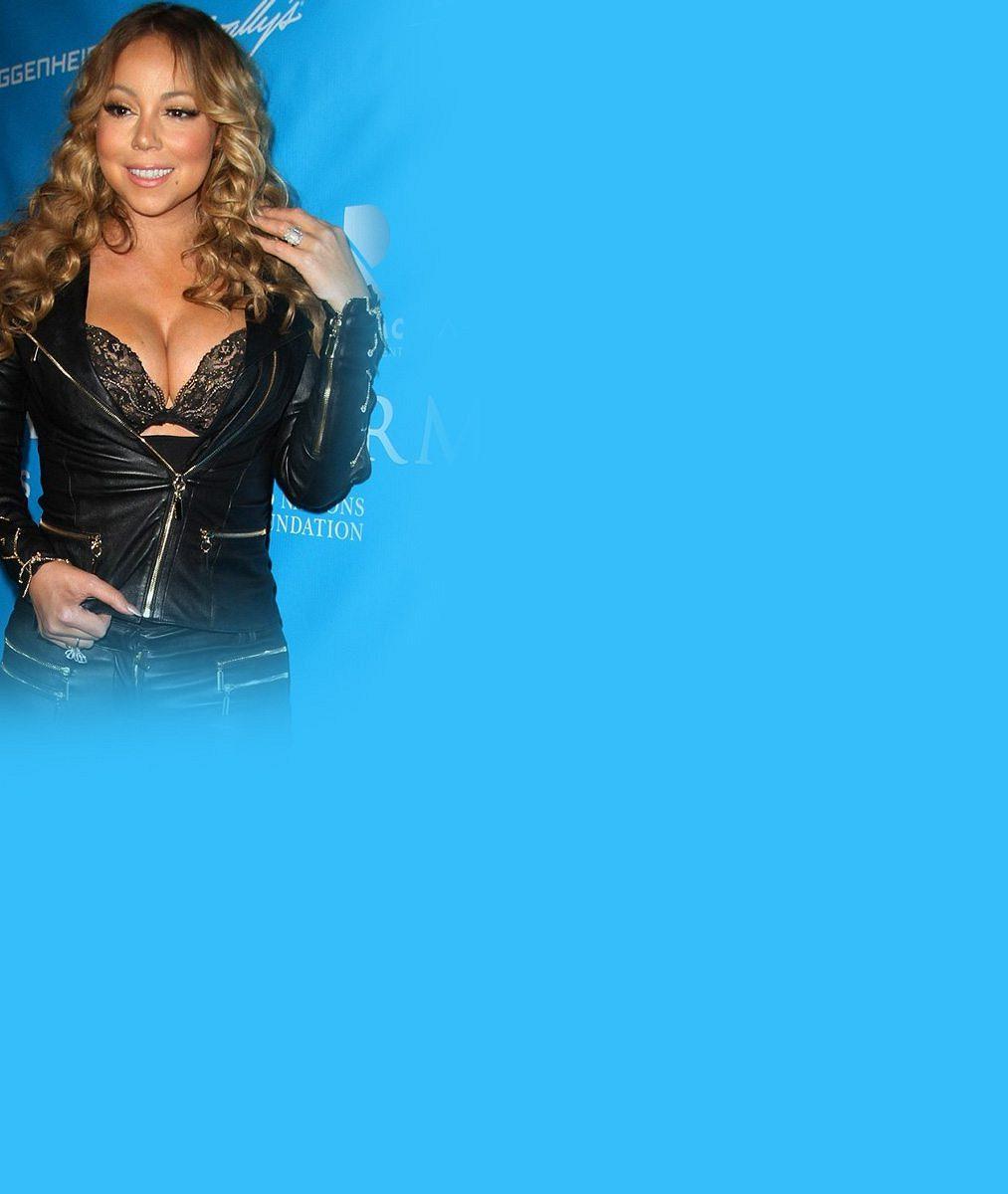 Hysterka Mariah Carey vyhodila snoubenci notebook z okna, protože poslouchal její konkurentku