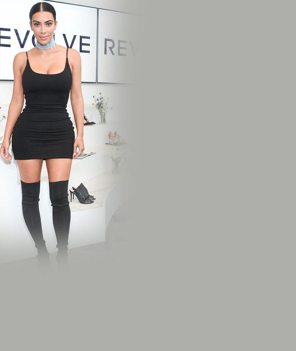 Kim Kardashian nemůže uvěřit, jak fantastické tělo má po druhém porodu. Prý vypadá jako z Photoshopu