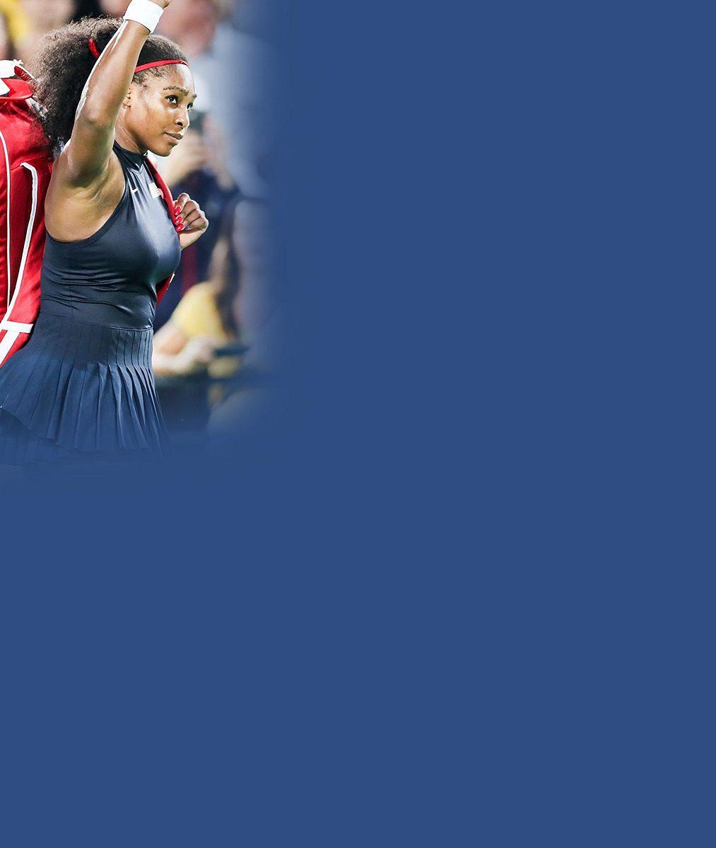 Mnohem lepší než na kurtu: Serena Williams zazářila jako tvář sportovních podprsenek