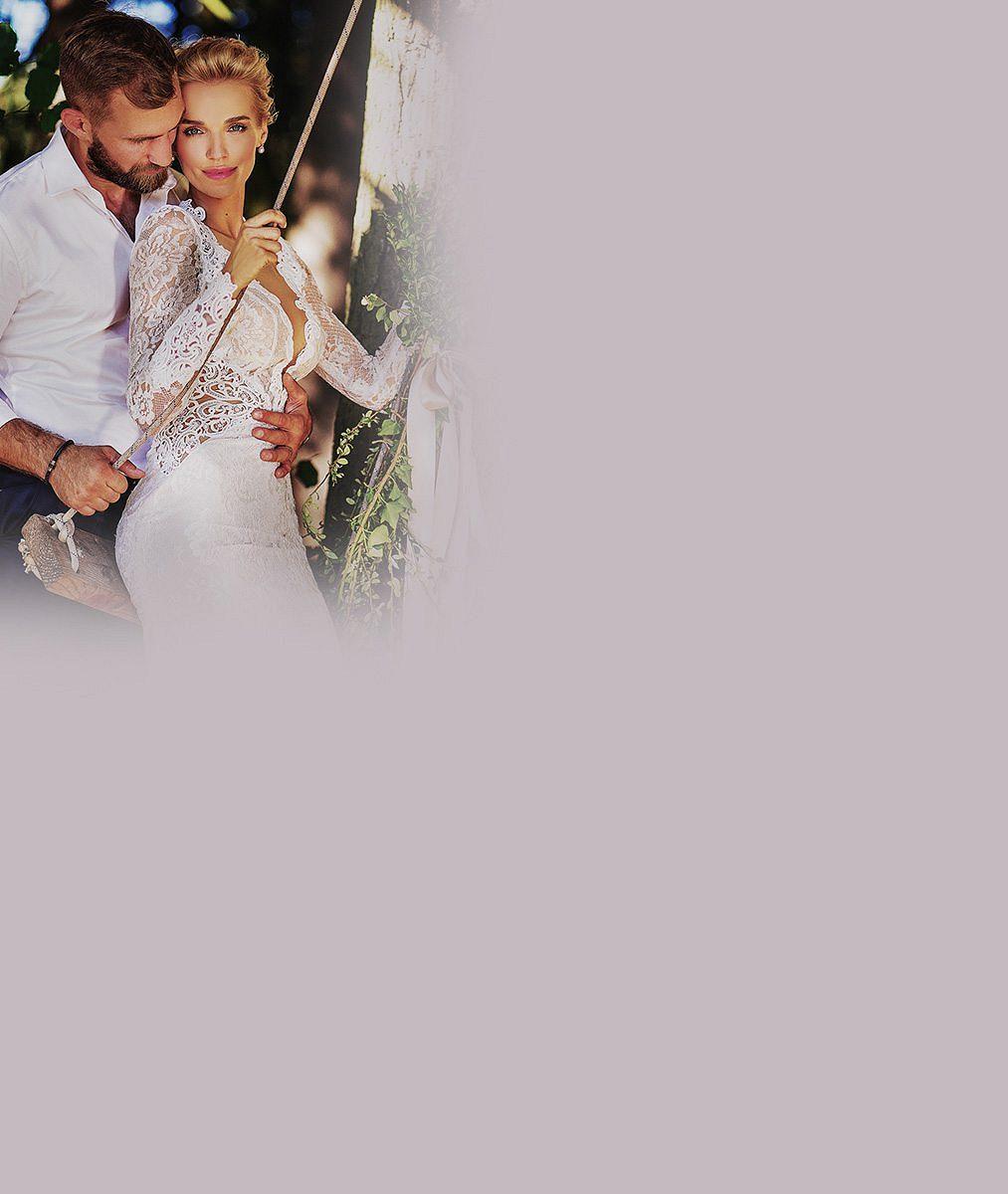 Takhle to Hance Mašlíkové slušelo ve svatebkách: Výstřih měla opravdu luxusní!