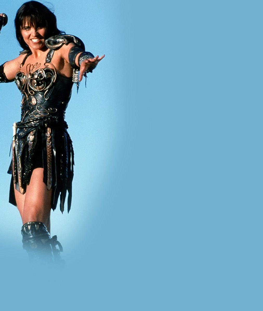Mrkejte na ni: Neohrožená bojovnice Xena vypadá před padesátkou božsky