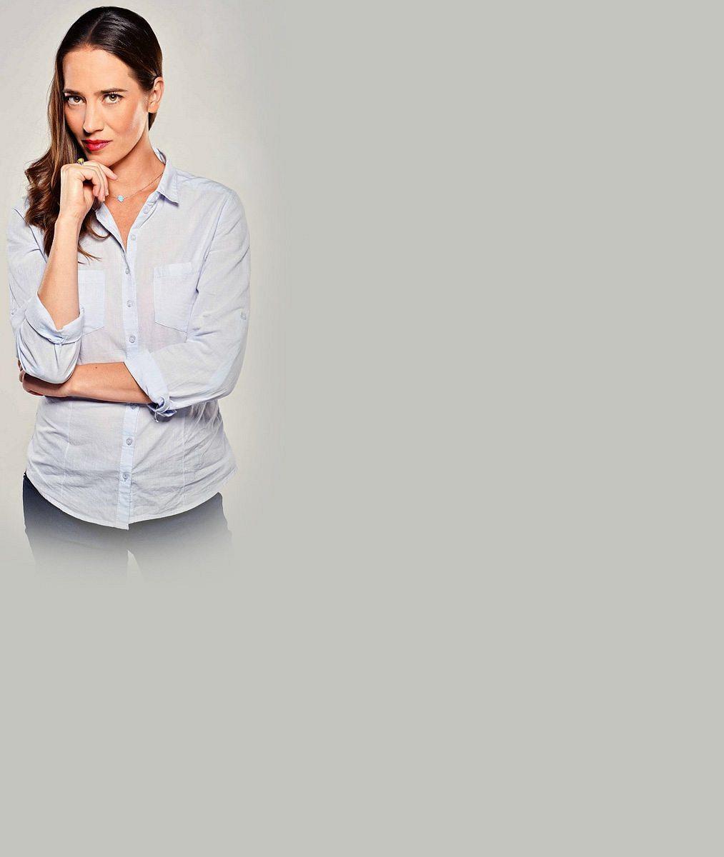 Hrála milenku Jitky Čvančarové a Renč ji svlékl v Sanitce 2: Krásná brunetka Kolesárová se představí v novém seriálu