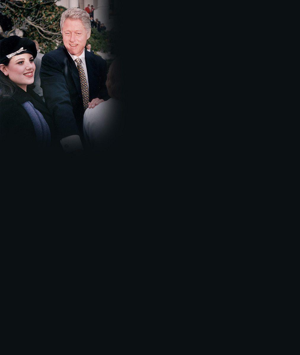 Poznali byste ji téměř dvacet let po skandálu s Clintonem? Nejslavnější stážistka všech dob Monica Lewinsky bez make-upu