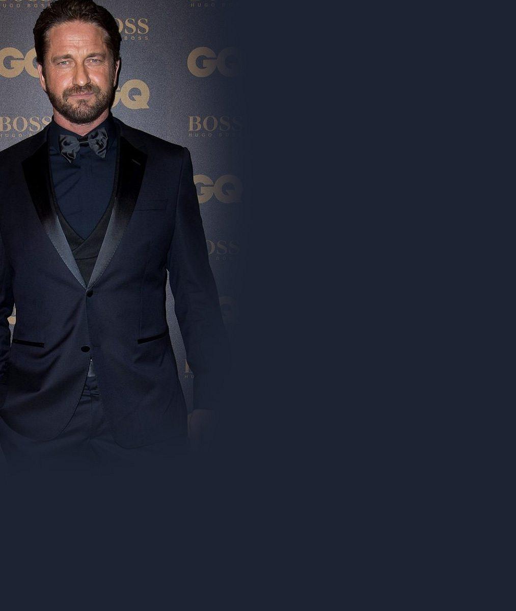 Trofej pro největšího štramáka získal oblíbený herec (47), který stále nemůže najít tu pravou