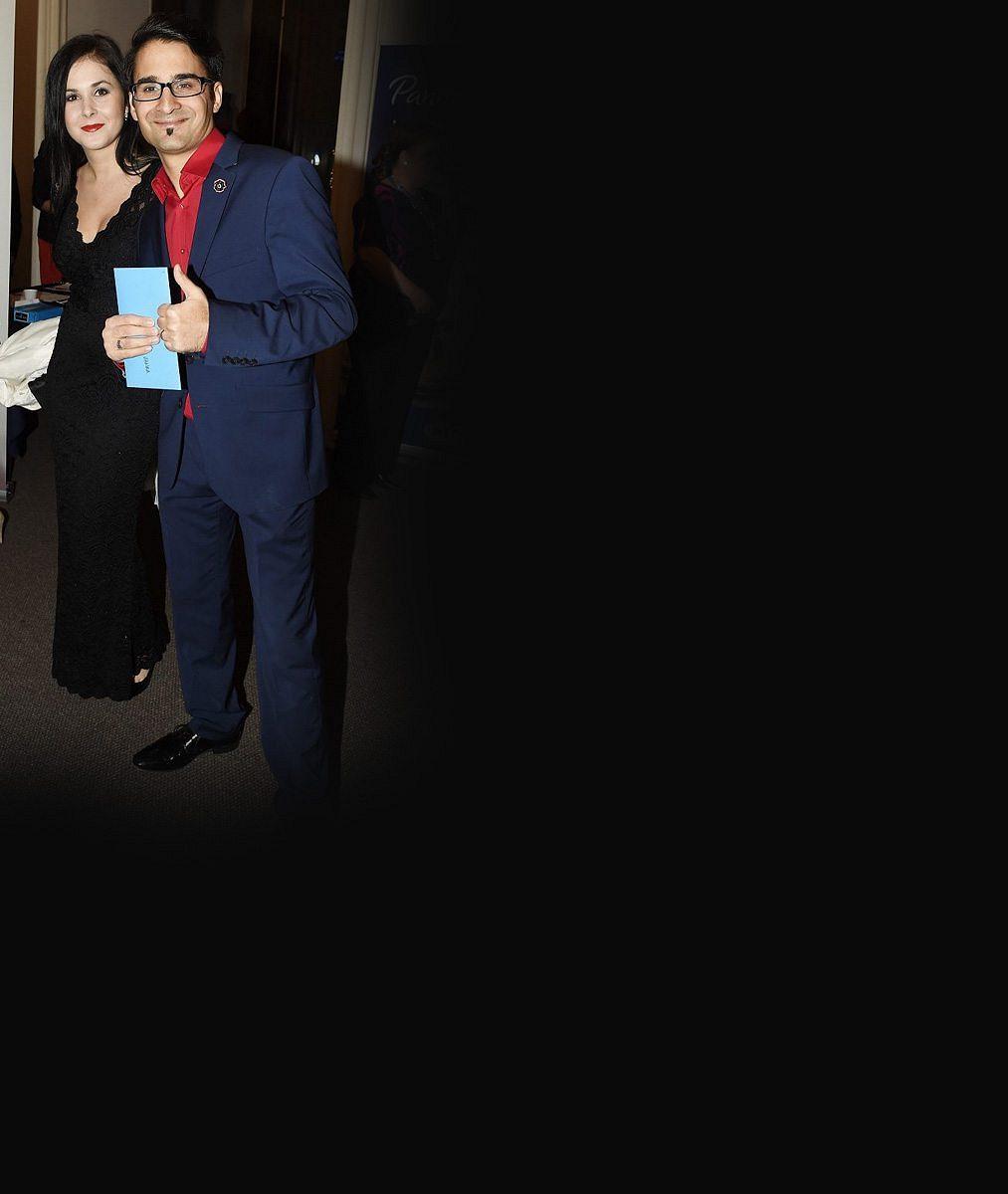 StarDance si nenechal ujít ani Radek Banga: Zpěvák se pochlubil půvabnou manželkou