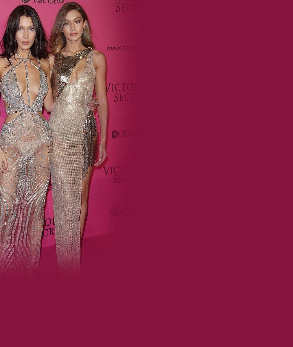 Spadly prý z nebe: Dokonalé sestry na přehlídce Victoria's Secret zastínily i mnohé andílky