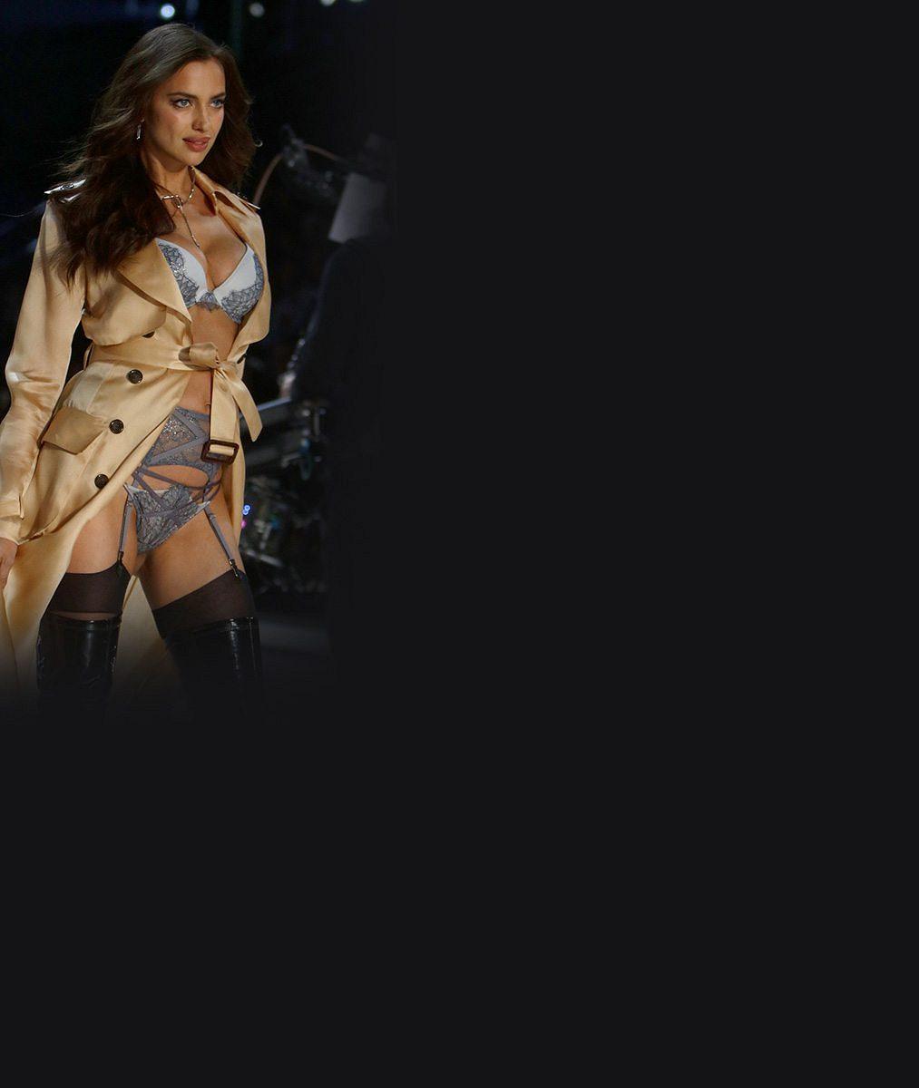 Těhotná Irina Shayk šla nakupovat s šíleně vyzáblým andílkem Victoria's Secret. Tohle zavání anorexií