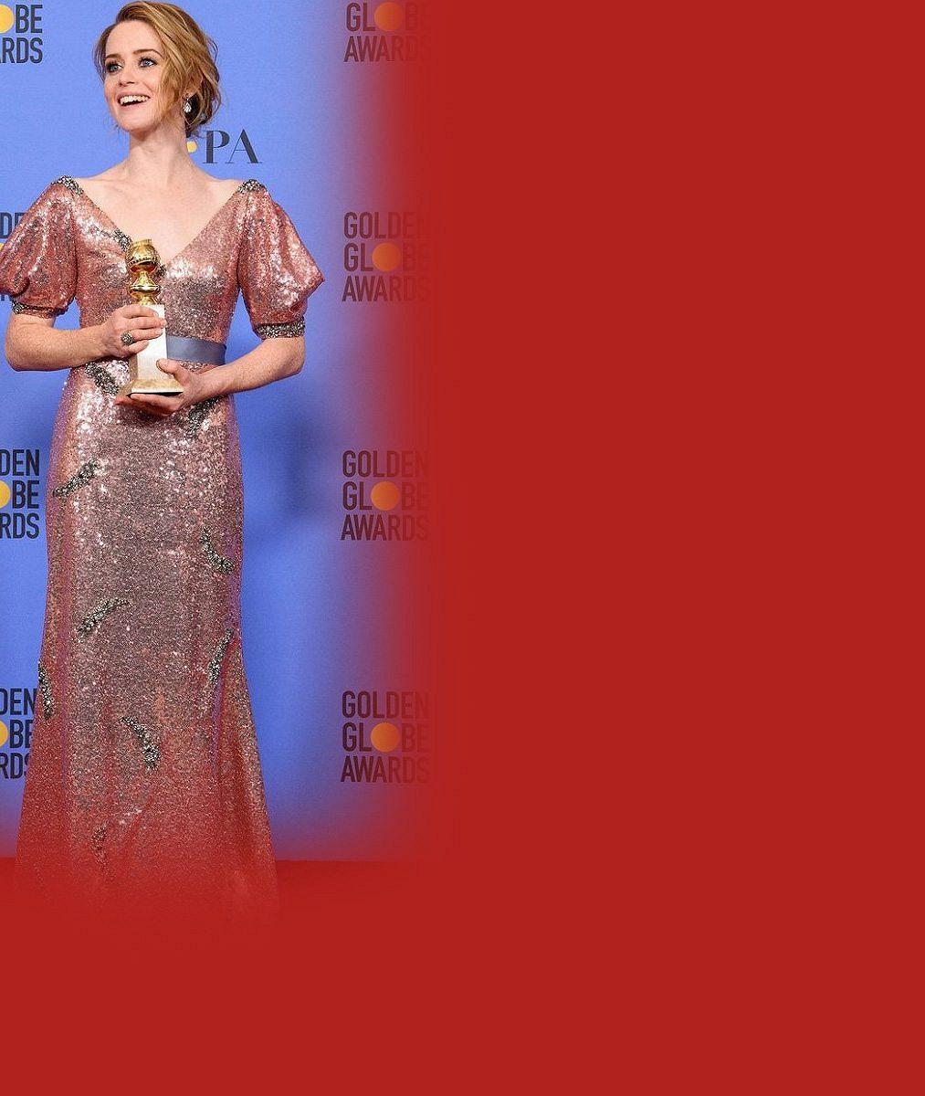 Herecká senzace roku: Tato kráska (32) získala Zlatý glóbus za ztvárnění královny Alžběty II.