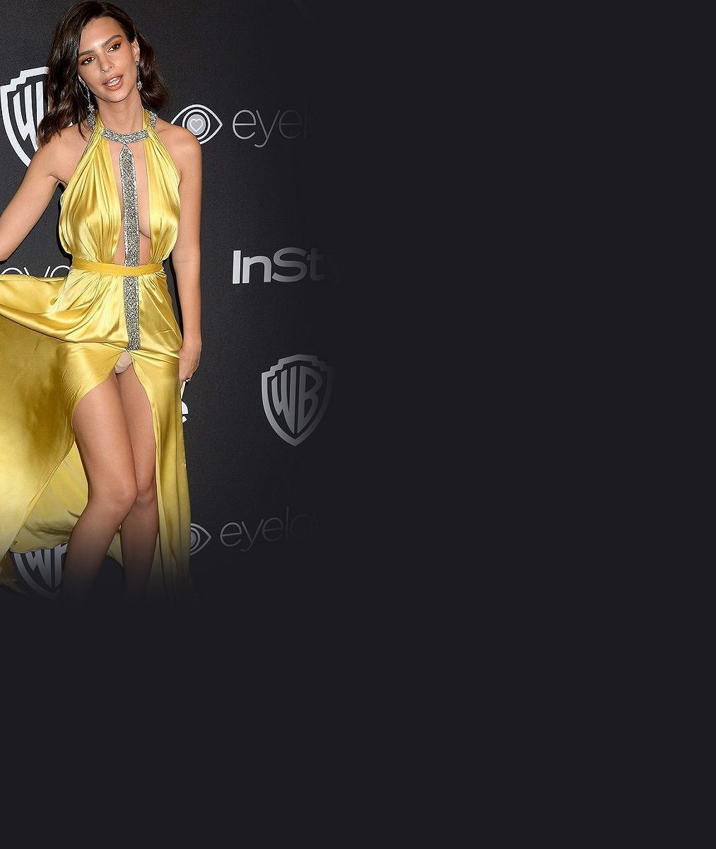 Ach ta Emily... Modelka s nejsvůdnějšími křivkami zase podráždila fanoušky