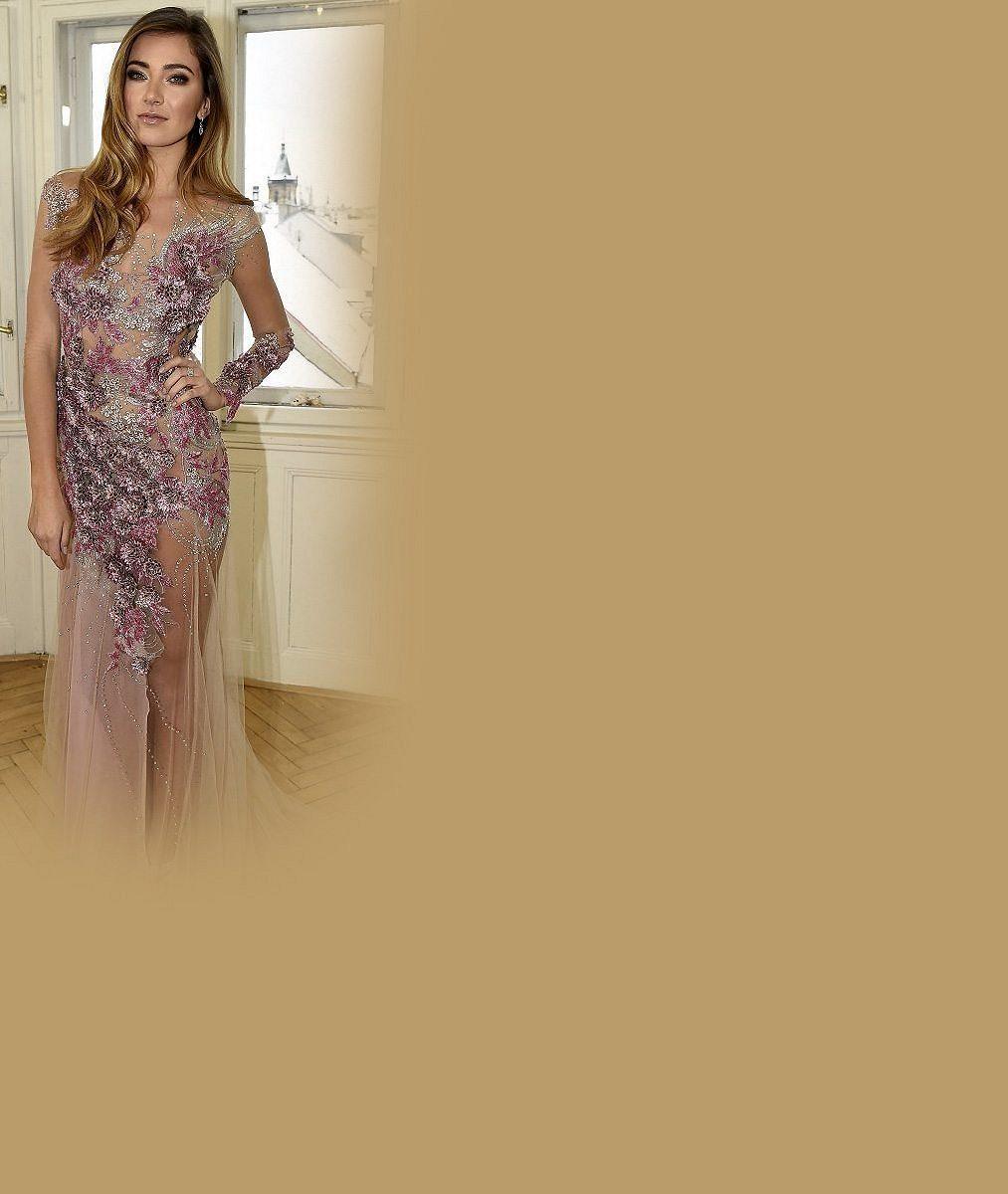 Andrea Bezděková se vrátila z Miss Universe bez kufru: Šaty a šperky se na cestě ztratily