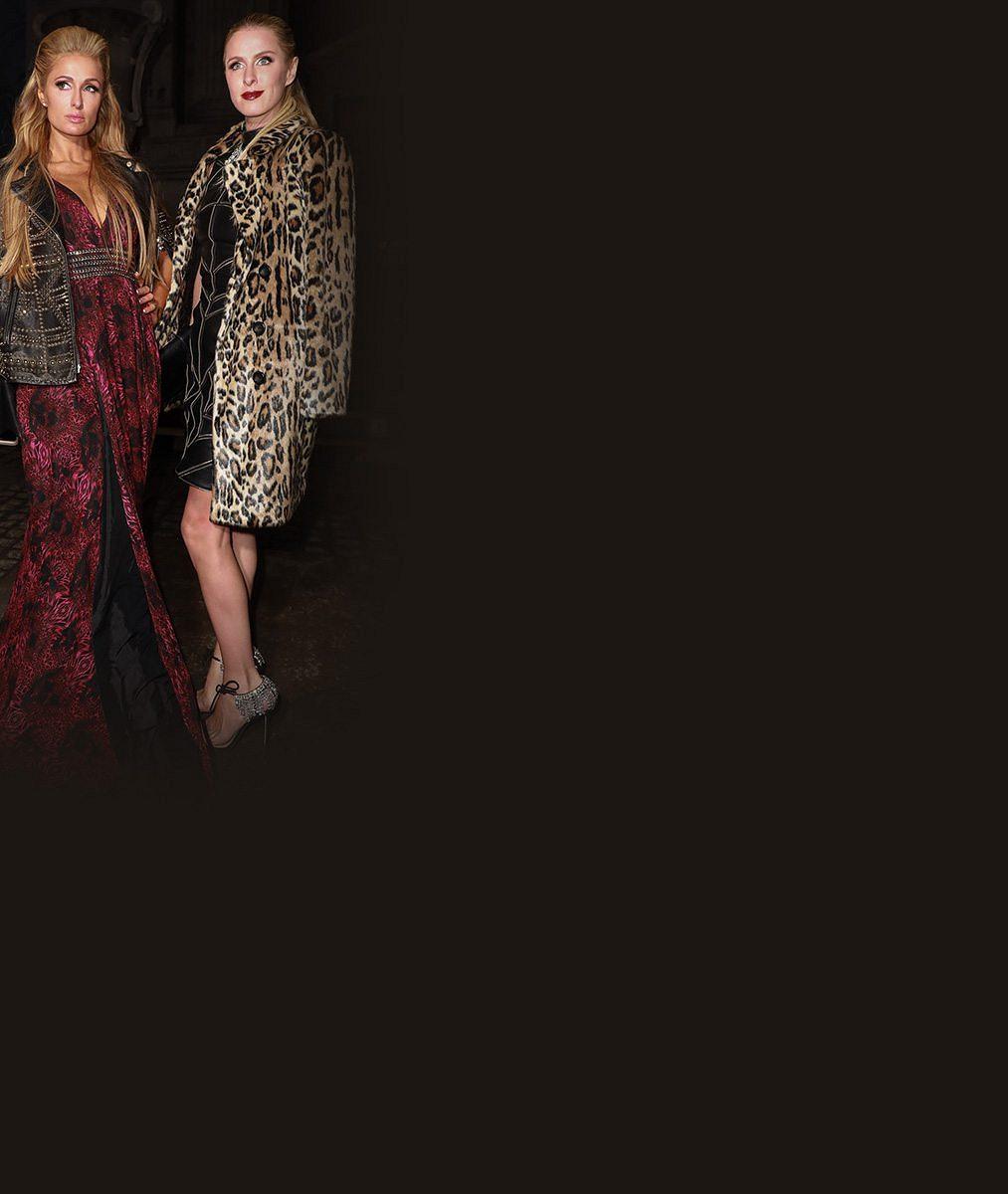 Paris a Nicky Hilton po delší době spolu: Vyhlížejí nové svršky na týdnu módy v New Yorku