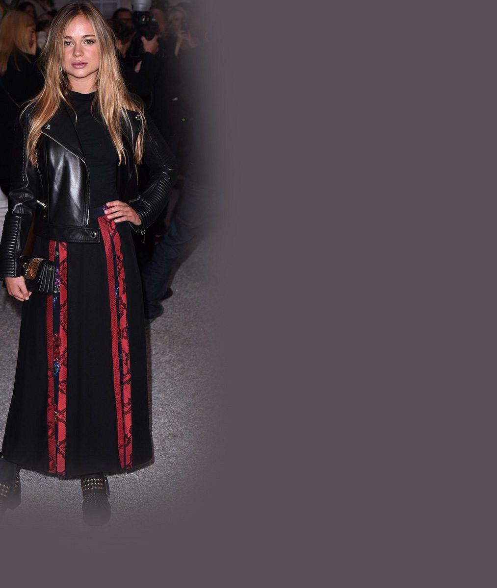 Nejhezčí členka britské královské rodiny zabodovala jako modelka na přehlídce Dolce & Gabbana
