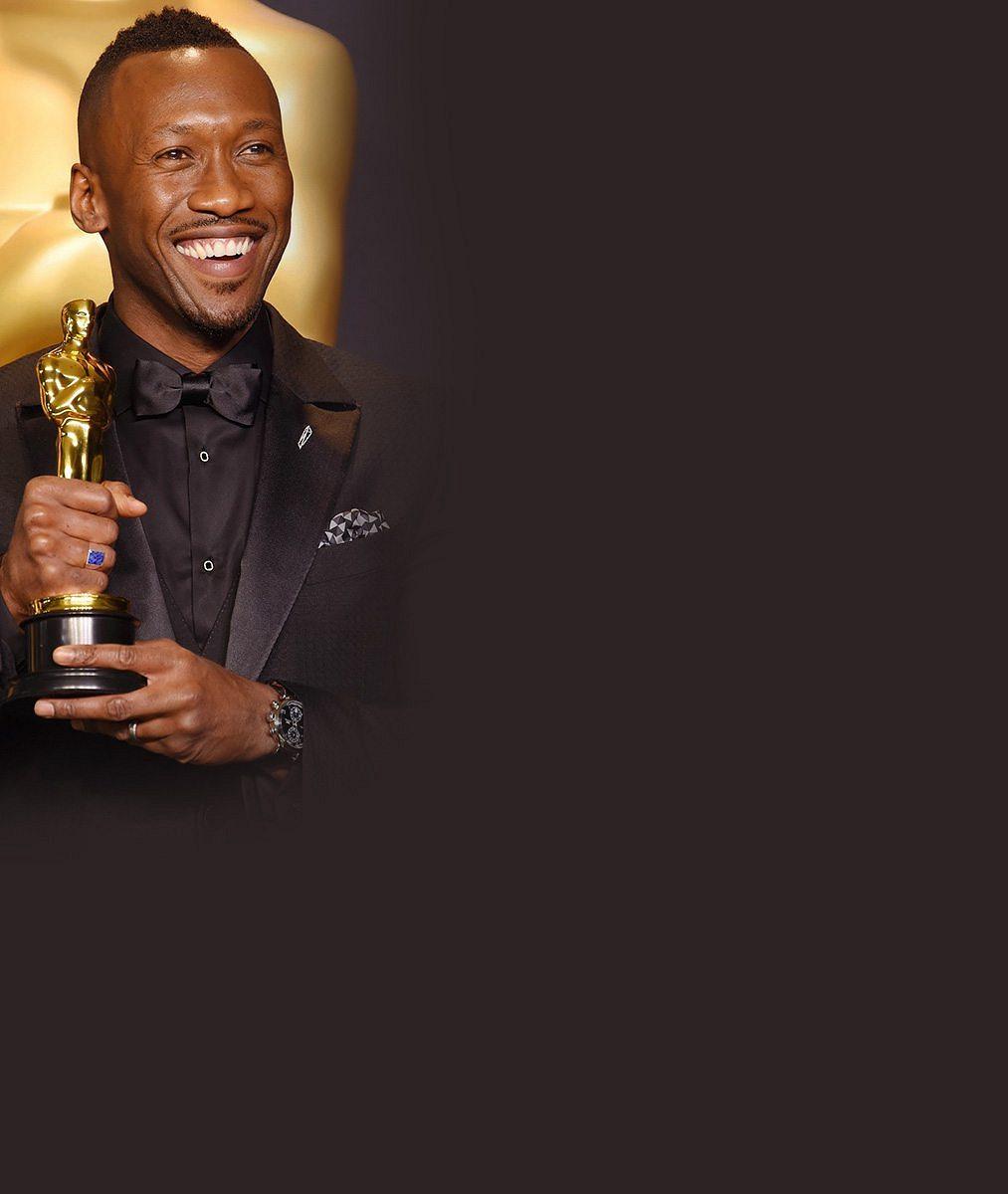 Tohle skrýval pod oblekem? Čerstvý držitel Oscara má naprosto famózní tělo!