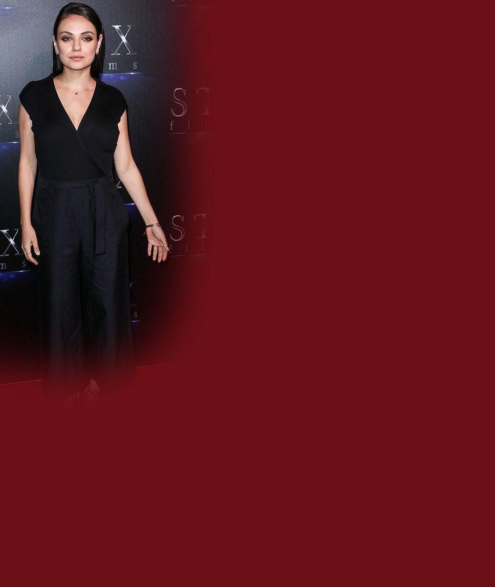 Mila Kunis ukázala štíhlou postavu v overalu: Takhle jí to sluší čtyři měsíce po druhém porodu